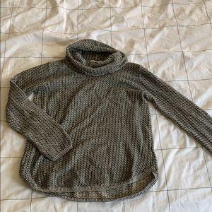 Eight eight eight cowl neck cotton sweater